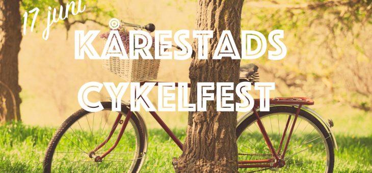 Kårestads cykelfest 17/6